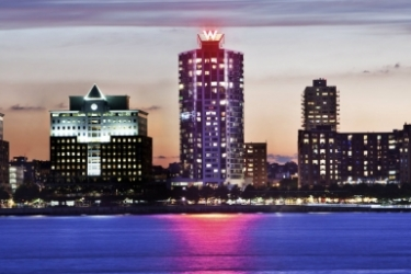 Hotel W Hoboken: Außen HOBOKEN (NJ)