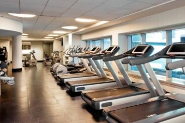Hotel W Hoboken: Fitnesscenter HOBOKEN (NJ)