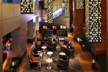 Hotel W Hoboken: Lounge HOBOKEN (NJ)