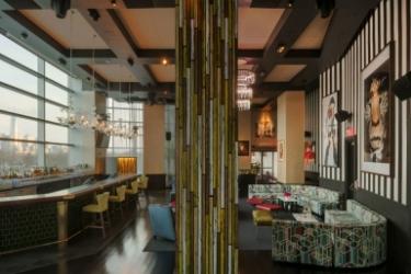 Hotel W Hoboken: Restaurant HOBOKEN (NJ)