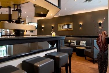 Achat Hotel Mannheim - Hockenheim And Apartments: Bar HOCKENHEIM