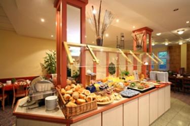 Achat Hotel Mannheim - Hockenheim And Apartments: Restaurante HOCKENHEIM
