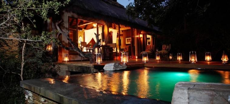 Hotel Camp Jabulani: Piscina HOEDSPRUIT
