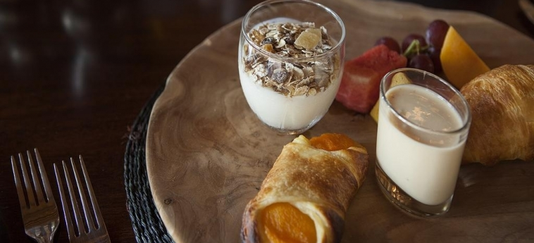 Hotel Camp Jabulani: Frühstück HOEDSPRUIT