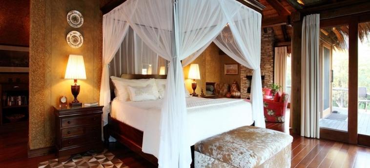 Hotel Camp Jabulani: Schlafzimmer HOEDSPRUIT