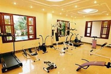 Hotel Hoi An: Gym HOI AN