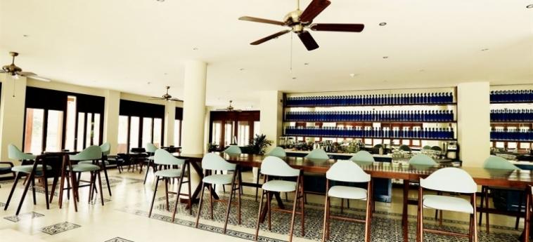Hotel Almanity Hoi An Wellness Resort : Bar Interno HOI AN