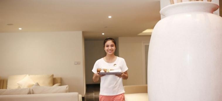 Hotel Almanity Hoi An Wellness Resort : Restaurante HOI AN