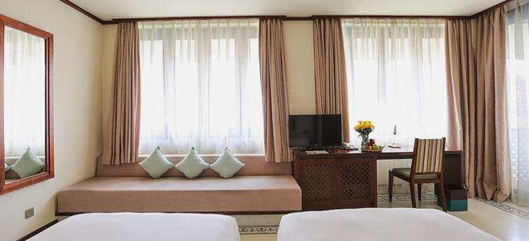 Hotel Almanity Hoi An Wellness Resort : Salon HOI AN