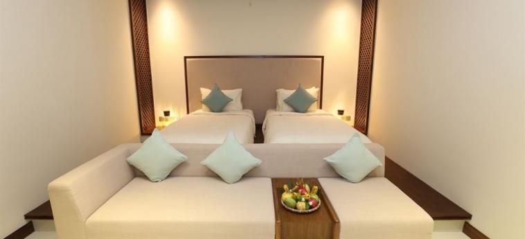 Hotel Almanity Hoi An Wellness Resort : Terraza HOI AN