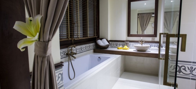 Hotel Almanity Hoi An Wellness Resort : Camera Premium Lake View Room HOI AN