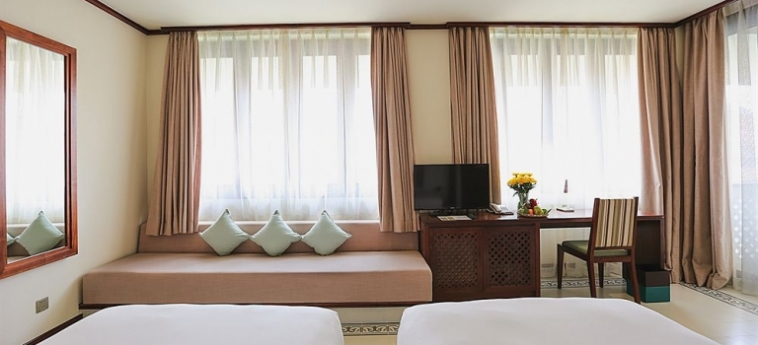 Hotel Almanity Hoi An Wellness Resort : Lounge HOI AN