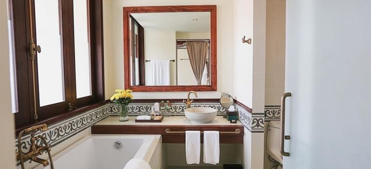 Hotel Almanity Hoi An Wellness Resort : Sala Colazione HOI AN