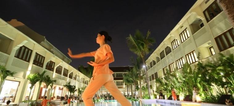Hotel Almanity Hoi An Wellness Resort : Activité HOI AN