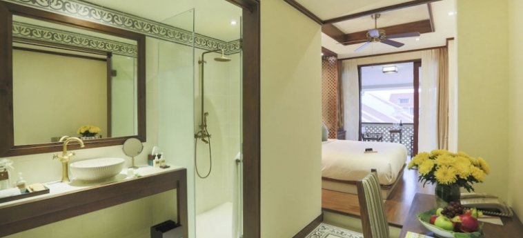 Hotel Almanity Hoi An Wellness Resort : Apartment HOI AN
