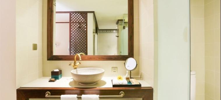 Hotel Almanity Hoi An Wellness Resort : Entrée HOI AN