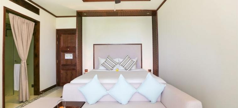 Hotel Almanity Hoi An Wellness Resort : Escalier HOI AN