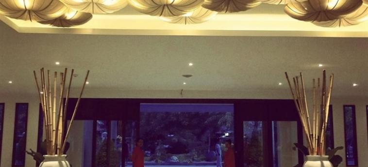 Hotel Almanity Hoi An Wellness Resort : Hall HOI AN