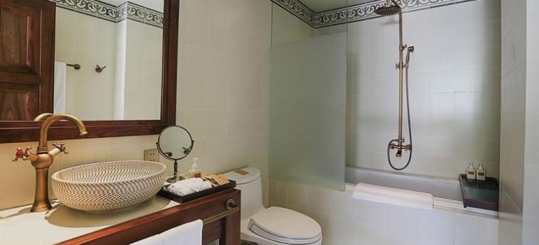 Hotel Almanity Hoi An Wellness Resort : Salle Cérémonie HOI AN