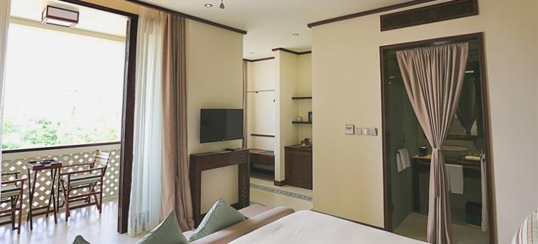Hotel Almanity Hoi An Wellness Resort : Salle de Jeux HOI AN