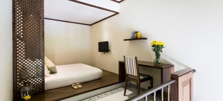 Hotel Almanity Hoi An Wellness Resort : Station de Ski HOI AN