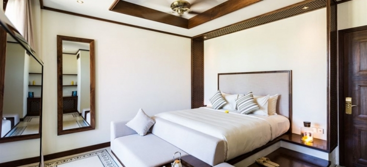 Hotel Almanity Hoi An Wellness Resort : View of skyline HOI AN