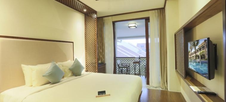 Hotel Almanity Hoi An Wellness Resort : Winter Garden HOI AN