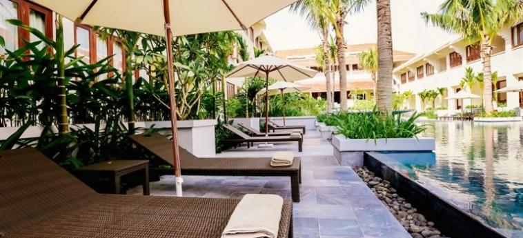 Hotel Almanity Hoi An Wellness Resort : Exterior HOI AN