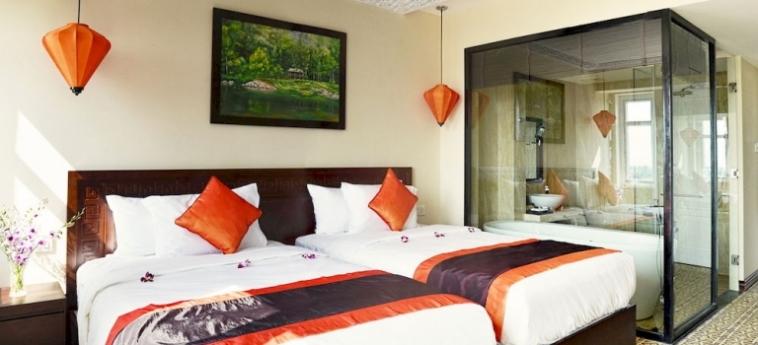 River Suites Hoi An Hotel: Campo da Tennis HOI AN
