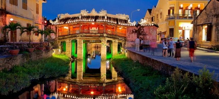 River Suites Hoi An Hotel: Centro Affari HOI AN