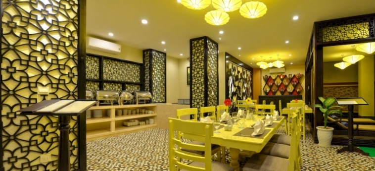 River Suites Hoi An Hotel: Ristorante Panoramico HOI AN