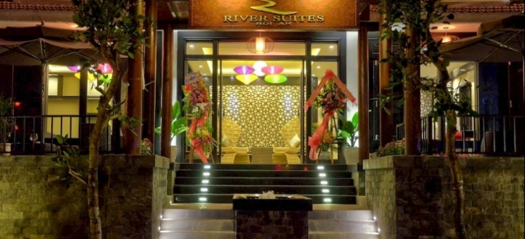 River Suites Hoi An Hotel: Sala Relax HOI AN