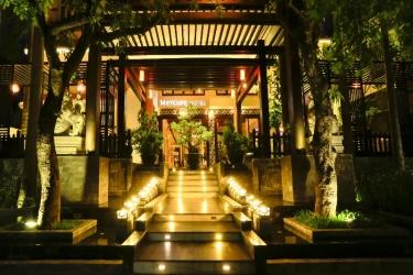 Hoi An Pacific Hotel: Exterior HOI AN