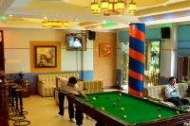 Hoi An Pacific Hotel: Lounge HOI AN