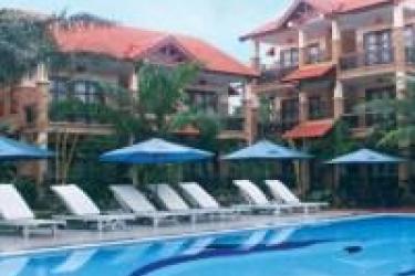 Hoi An Pacific Hotel: Outdoor Swimmingpool HOI AN