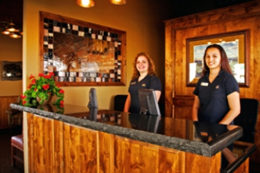Hotel Best Western Arizonian Inn: Hall HOLBROOK (AZ)