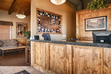 Hotel Best Western Arizonian Inn: Lobby HOLBROOK (AZ)
