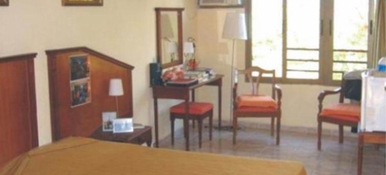 Hotel Miraflores: Camera Matrimoniale/Doppia HOLGUIN