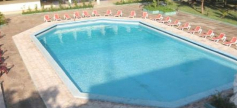 Hotel Miraflores: Swimming Pool HOLGUIN