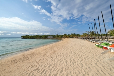 Hotel Blau Costa Verde Beach Resort: Beach HOLGUIN