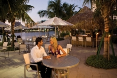 Hotel Doubletree Resort Hollywood Beach: Bar HOLLYWOOD (FL)