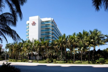 Hotel Doubletree Resort Hollywood Beach: Esterno HOLLYWOOD (FL)