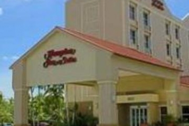 Hotel Hampton Inn & Suites Fort Lauderdale Airport: Extérieur HOLLYWOOD (FL)