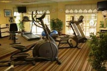 Hotel Hampton Inn & Suites Fort Lauderdale Airport: Salle de Gym HOLLYWOOD (FL)
