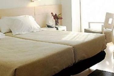 Hotel Jaizkibel: Chambre HONDARRIBIA