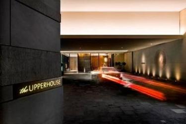 The Upper House: Esterno HONG KONG