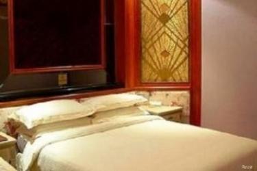 Carlton Hostel: Bedroom HONG KONG