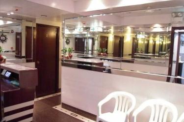 Carlton Hostel: Lobby HONG KONG