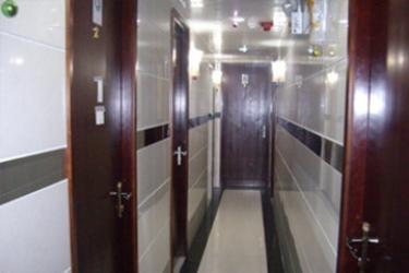 Canadian Hostel: Corridoio HONG KONG