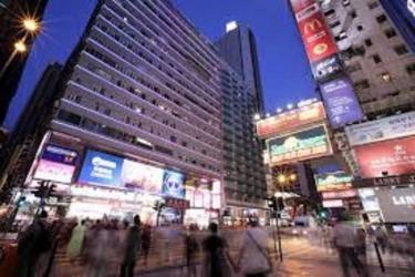 Canadian Hostel: Außen HONG KONG